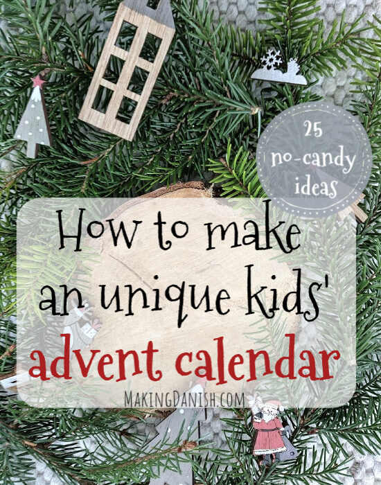 diy no-candy advent calendar ideas for kids and families